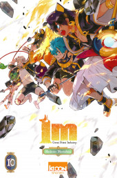 Im - Great Priest Imhotep -10- Tome 10