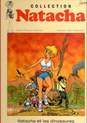 Natacha - La Collection (Hachette) -18- Natacha et les dinosaures