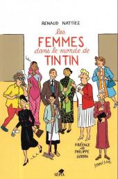 Tintin - Divers - Les femmes dans le monde de Tintin