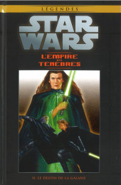 Star Wars - Légendes - La Collection (Hachette) -7774- L'Empire des Ténèbres - II. Le Destin de la Galaxie