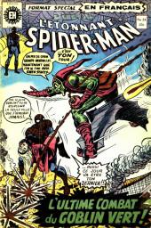 L'Étonnant Spider-Man (Éditions Héritage) -24- L'ultime combat du Goblin Vert!