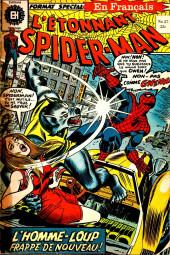 L'Étonnant Spider-Man (Éditions Héritage) -27- Chasse au loup!