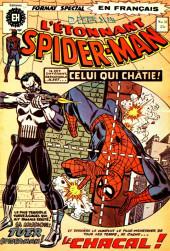 L'Étonnant Spider-Man (Éditions Héritage) -31- Le Punisseur frappe deux fois!