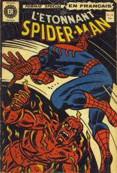 L'Étonnant Spider-Man (Éditions Héritage) -34- Le grand plan de Molten Man!
