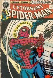 L'Étonnant Spider-Man (Éditions Héritage) -35- Molten Man se libère!