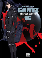 Gantz (Perfect Edition) -16- Tome 16