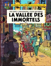 Blake et Mortimer (Les Aventures de) -25- La Vallée des Immortels - Tome 1 - Menace sur Hong Kong