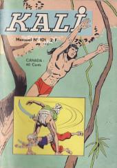 Kali -101- L'appel de la forêt