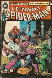 L'Étonnant Spider-Man (Éditions Héritage) -44- Le bluff du mort!