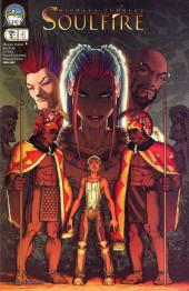 Michael Turner's Soulfire (Aspen comics - 2004) -4- Catalyst Part 1