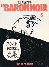 Le baron Noir -5- Le Baron Noir 5