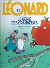 Léonard -42a2015- Le génie des grandeurs