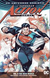 Action Comics (1938) -INT04- Vol.4 The New World