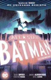 All Star Batman (2016) -INT03- The first ally