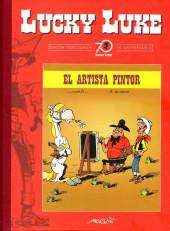 Lucky Luke (Edición Coleccionista 70 Aniversario) -91- El artista pintor