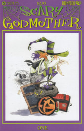 Scary Godmother (2001) -1- Scary Godmother #1