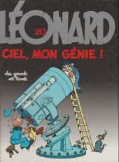 Léonard -20a1993- Ciel, mon génie !