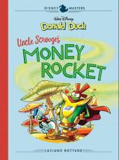 Disney Masters -2- Donald duck : uncle scrooge's money rocket