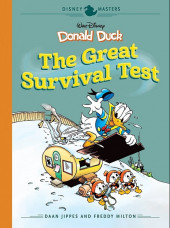 Disney Masters -4- Donald duck : the great survival test