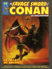 Savage Sword of Conan (The) - La Collection (Hachette) -26- La fille du roi-dieu