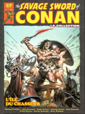 Savage Sword of Conan (The) (puis The Legend of Conan) - La Collection (Hachette) -27- L'ile du chasseur