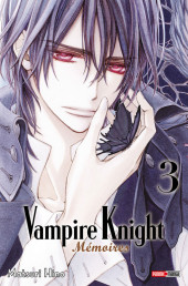 Vampire Knight - Mémoires -3- Tome 3