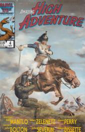 Amazing High Adventure (1984) -4- Amazing High Adventure #4