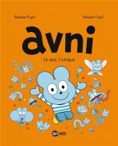 Avni -5- Le seul, l'unique