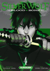Silver Wolf Blood Bone -4- Tome 4