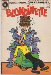 Blondinette (Éditions Héritage) -6- vente difficile