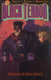 Black Terror (The) (1989) -1- Seduction of Deceit Book 1