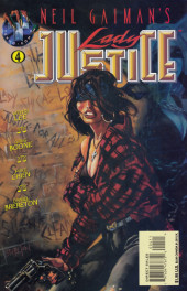 Neil Gaiman's Lady Justice (1995) -4- Wrong Time Wrong Place: Part One