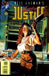 Neil Gaiman's Lady Justice (1995) -8- Ravish'd Justice