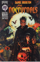 Nocturnals (The) (1995) -1- Black Planet: Part One