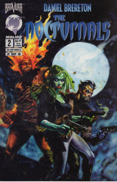 The nocturnals (1995) -2- Black Planet: Part Two