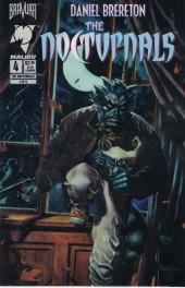 Nocturnals (The) (1995) -4- Black Planet: Part Four