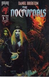 Nocturnals (The) (1995) -5- Black Planet: Part Five