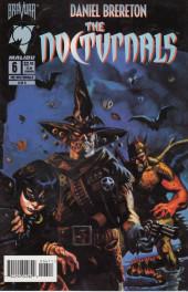 The nocturnals (1995) -6- Black Planet: Part Six