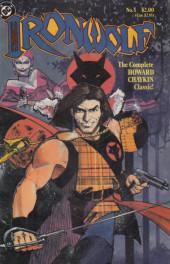 Ironwolf (1987) -1- Ironwolf #1