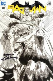 Batman (DC Comics - 2016) -50C- The Wedding of Batman & Catwoman