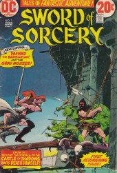 Sword of Sorcery (1973) -1- The Price of Pain Ease