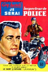 Coq hardi je serai (2e Série - Nouvelle Série)) -3- Je serai inspecteur de police