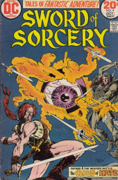 Sword of Sorcery (1973) -4- The Cloud of Hate!