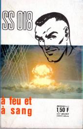 SS 018 -4- A feu et à sang