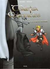 Thaléria Chronicles -2- Le masque tombe