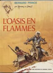Bernard Prince -5- L'oasis en flammes
