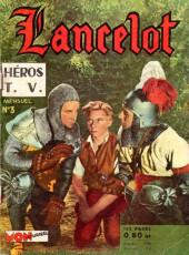 Lancelot (Mon Journal) -3- L'armure blanche