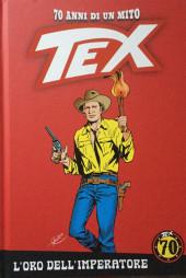 Tex (70 anni di un mito) -44- L'oro del imperatore