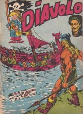 Diavolo (2e Série - Aventures et voyages) -4- Rudy le trappeur