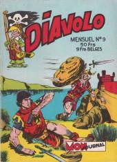 Diavolo (2e Série - Aventures et voyages) -9- Rudy le trappeur : A la recherche de Red
